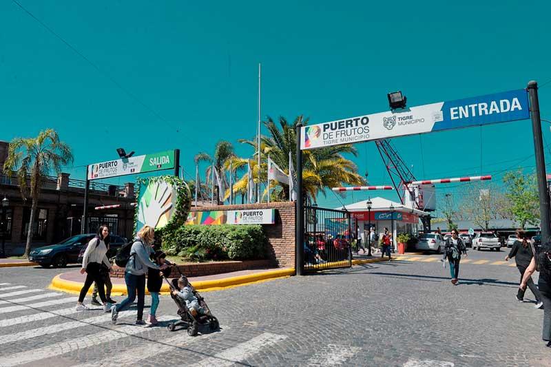 Puerto de Frutos