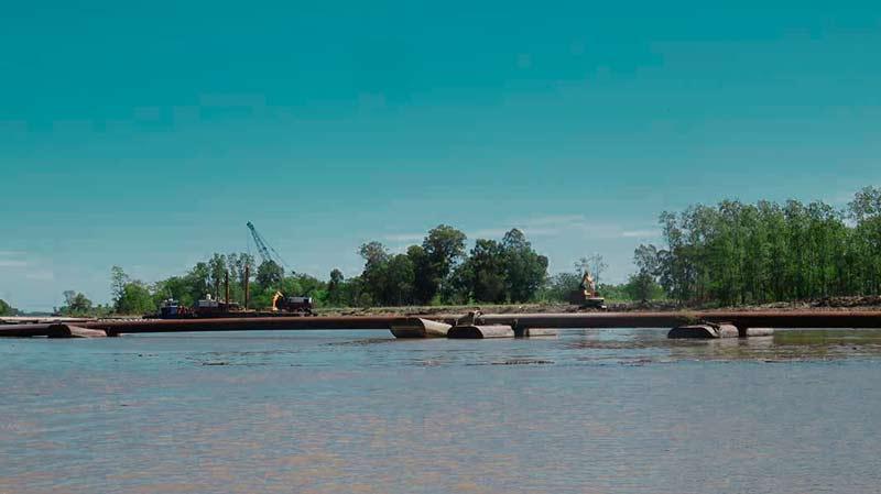 Canal Santa María