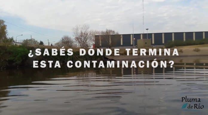 Contaminación Río Reconquista