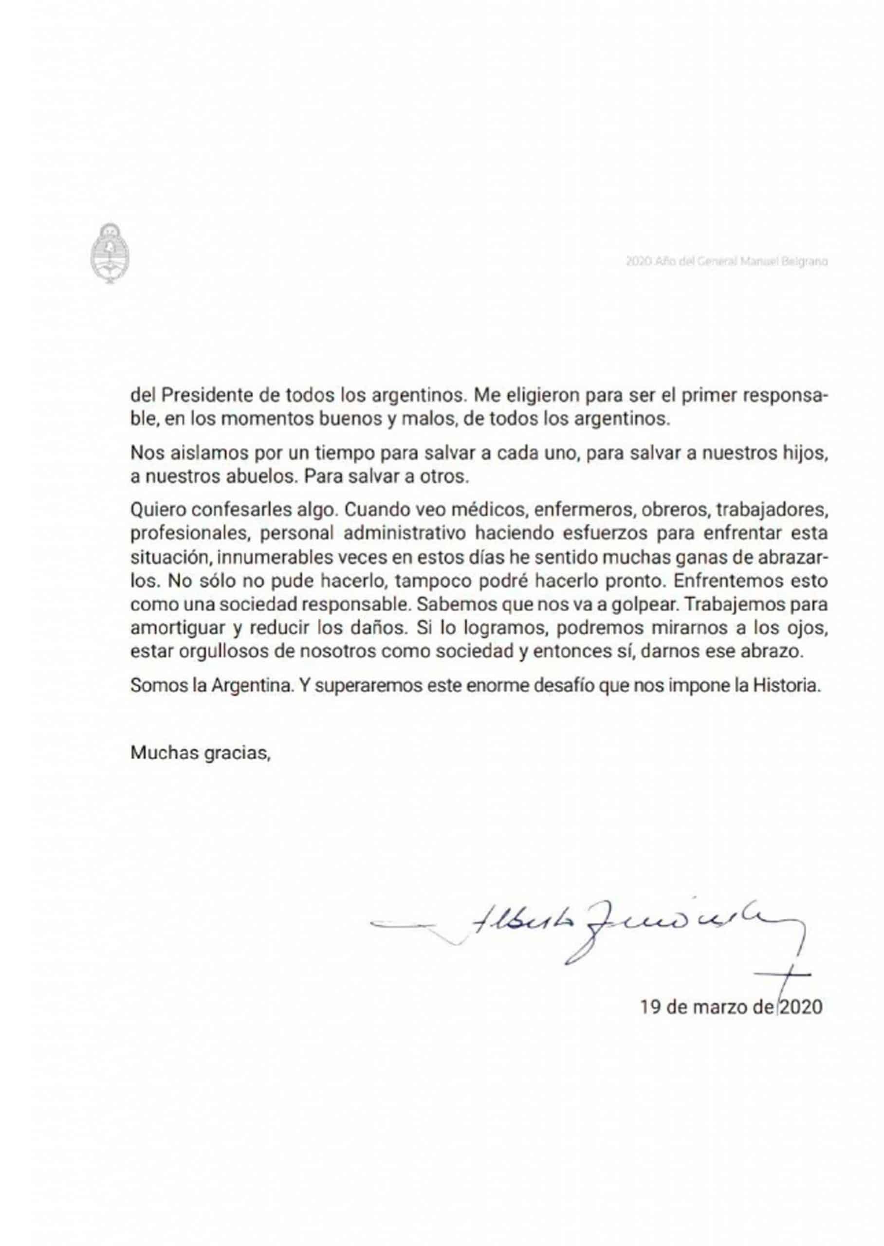 La-carta-del-Presidente-de-la-Nacion-Alberto-Fernandez-al-publo-argentino