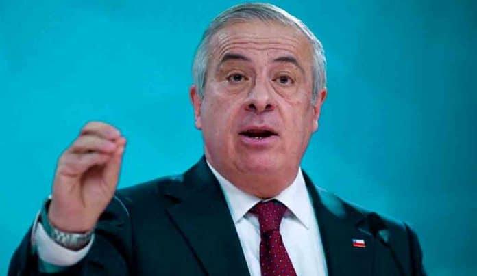 Ministro de Salud de Chile