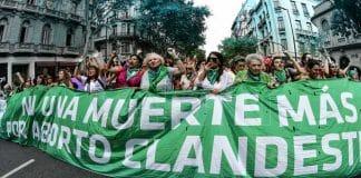 Marcha Mujeres 2020