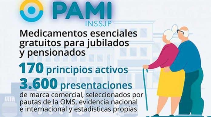 Medicamentos PAMI