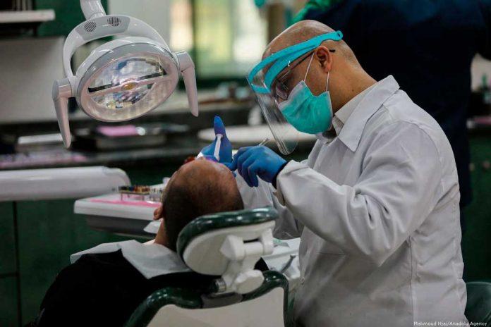 Médico Palestino