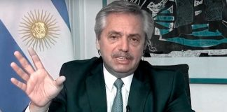 Alberto Feranandez