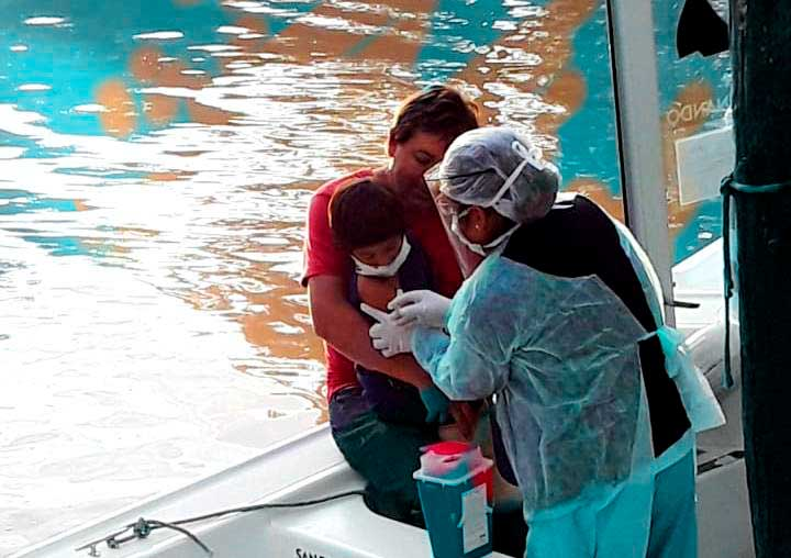 Operativo Salud Islas SF