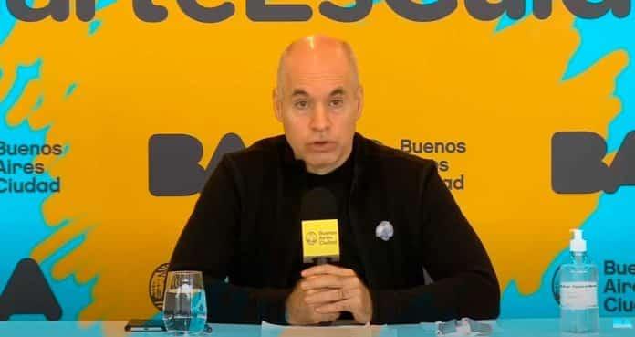 Horacio Larreta
