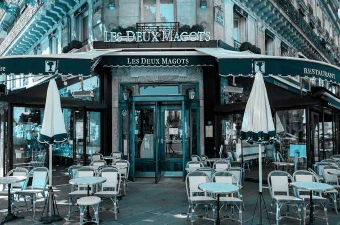 Bar en Francia