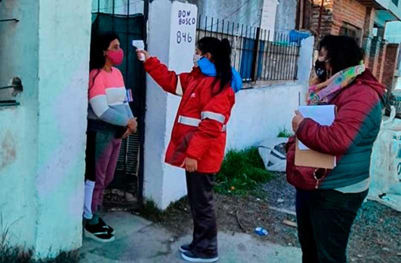 Plan Detectar en Barrios de Tigre