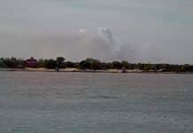 Incendios en Islas