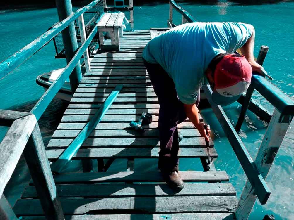 Mantenimiento Muelles