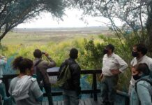 Capacitación en cultivo de flora nativa